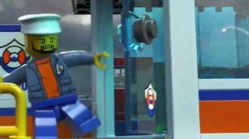 LEGO City Coast Guard TV Spot, 'Save the Sailor' - Thumbnail 4