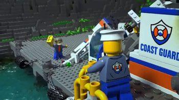 LEGO City Coast Guard TV Spot, 'Save the Sailor' - Thumbnail 5