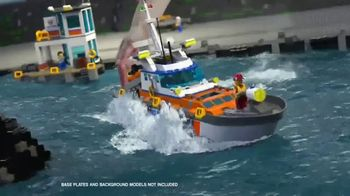LEGO City Coast Guard TV Spot, 'Save the Sailor' - Thumbnail 6