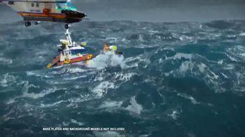 LEGO City Coast Guard TV Spot, 'Save the Sailor' - Thumbnail 7