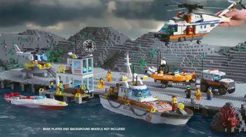 LEGO City Coast Guard TV Spot, 'Save the Sailor' - Thumbnail 9