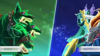 BeyBlade Burst Avatar Attack Battle Set TV Spot, 'Kerbeus or Valtryek'