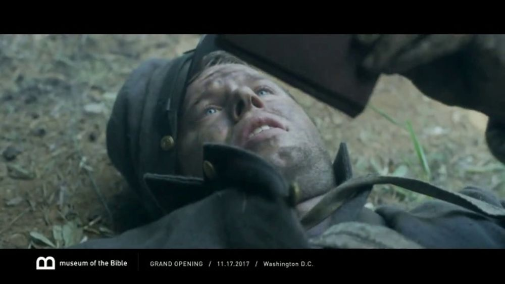 Museum of the Bible TV Commercial, 'Experience the Book: Extended Civil War'