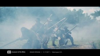 Museum of the Bible TV Spot, 'Experience the Book: Extended Civil War' - Thumbnail 1