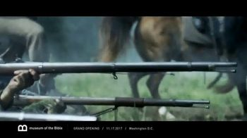 Museum of the Bible TV Spot, 'Experience the Book: Extended Civil War' - Thumbnail 2