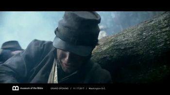 Museum of the Bible TV Spot, 'Experience the Book: Extended Civil War' - Thumbnail 3