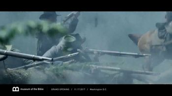 Museum of the Bible TV Spot, 'Experience the Book: Extended Civil War' - Thumbnail 4