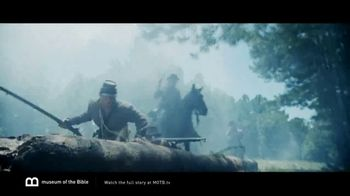 Museum of the Bible TV Spot, 'Experience the Book: Extended Civil War' - Thumbnail 5