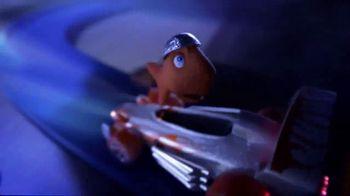 Goldfish Flavor Blasted Xtra Cheddar TV Spot, 'Go-Karts: Retainer' - Thumbnail 4