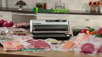 FoodSaver TV Spot, 'Keep Food Fresh' - Thumbnail 6