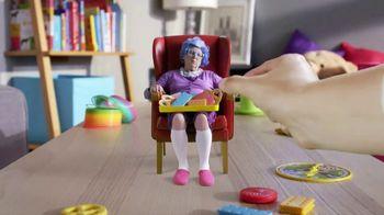 Greedy Granny TV Spot, 'Don't Wake Her Up'