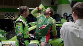 Mountain Dew TV Spot, 'Dewey Ryder' Feat. Danny McBride, Dale Earnhardt Jr.