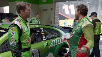 Mountain Dew TV Spot, 'Dewey Ryder' Feat. Danny McBride, Dale Earnhardt Jr. - Thumbnail 3