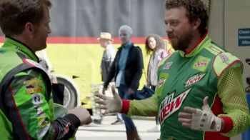 Mountain Dew TV Spot, 'Dewey Ryder' Feat. Danny McBride, Dale Earnhardt Jr. - Thumbnail 4