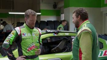 Mountain Dew TV Spot, 'Dewey Ryder' Feat. Danny McBride, Dale Earnhardt Jr. - Thumbnail 6