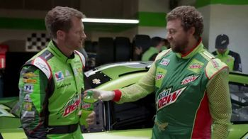 Mountain Dew TV Spot, 'Dewey Ryder' Feat. Danny McBride, Dale Earnhardt Jr. - Thumbnail 7