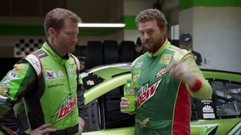 Mountain Dew TV Spot, 'Dewey Ryder' Feat. Danny McBride, Dale Earnhardt Jr. - Thumbnail 8