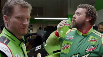 Mountain Dew TV Spot, 'Dewey Ryder' Feat. Danny McBride, Dale Earnhardt Jr. - Thumbnail 9
