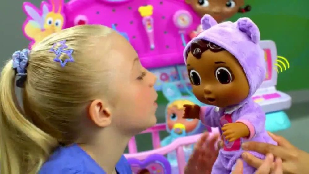 Doc Mcstuffins Baby All In One Nursery Tv Commercial Toy