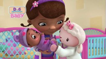 Doc McStuffins Baby All-in-One Nursery TV Spot, 'Toy Baby Checkup' - Thumbnail 1
