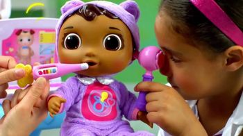 Doc McStuffins Baby All-in-One Nursery TV Spot, 'Toy Baby Checkup' - Thumbnail 3