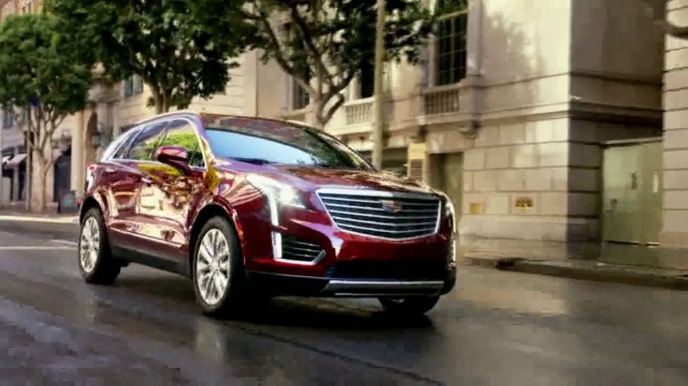 2018 Cadillac Xt5 Tv Commercial Fully Dressed Song By Lizzo T1