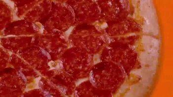 Little Caesars EXTRAMOSTBESTEST Pizza TV Spot, 'Audience Participation' - Thumbnail 4