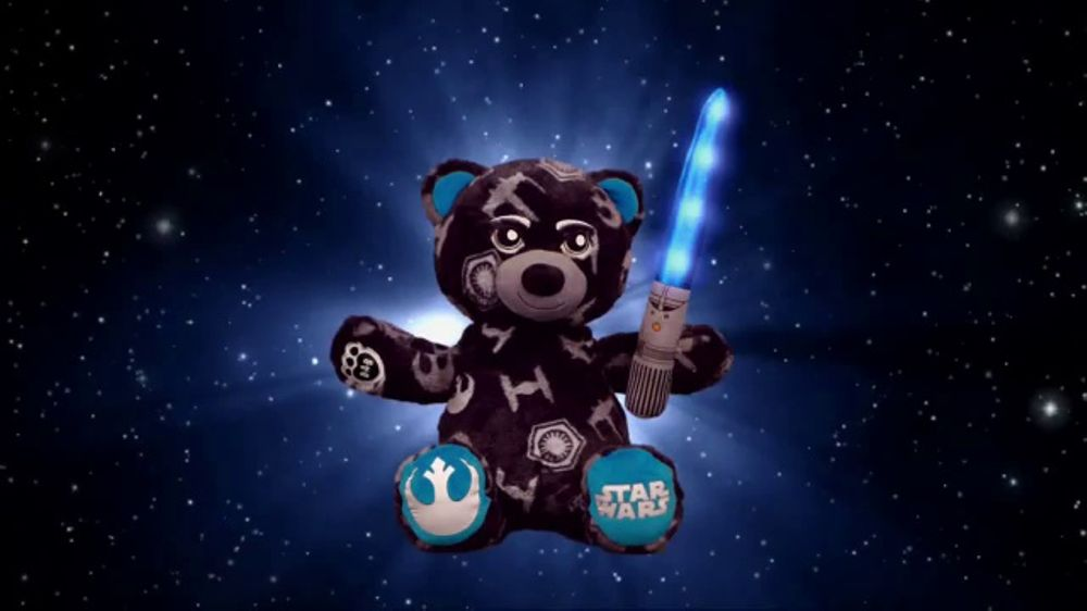 Build-A-Bear Workshop Star Wars Collection TV Commercial, 'One Bear, Two Sides'