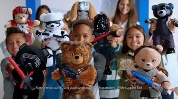 Build-A-Bear Workshop Star Wars Collection TV Spot, 'One Bear, Two Sides' - Thumbnail 6