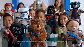 Build-A-Bear Workshop Star Wars Collection TV Spot, 'One Bear, Two Sides' - Thumbnail 7