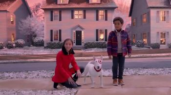 Target TV Spot, \'A Home for the Holidays\'