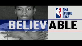 DIRECTV NBA League Pass TV Spot, 'Hundreds of Live Games' - 335 commercial airings