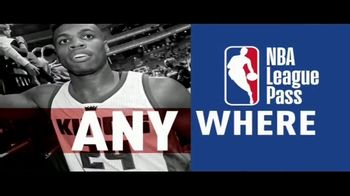 DIRECTV NBA League Pass TV Spot, 'Hundreds of Live Games' - Thumbnail 4