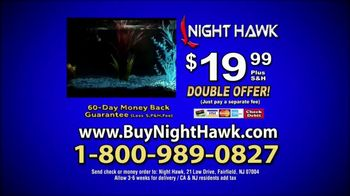 Night Hawk TV Spot, 'Motion Sensor Spotlight' - Thumbnail 8