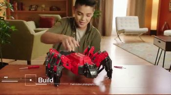 Meccano MeccaSpider TV Spot, 'Build Your Own!'