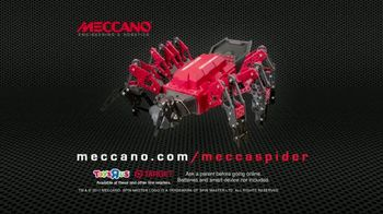 Meccano MeccaSpider TV Spot, 'Build Your Own!' - Thumbnail 9