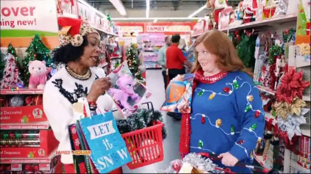 family dollar tv commercial score ispottv - Family Dollar Christmas Decorations
