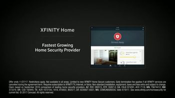 XFINITY Home TV Spot, 'Night Out' - Thumbnail 7