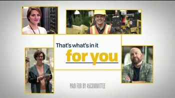 45Committee TV Spot, 'What's in It for You?' - Thumbnail 7