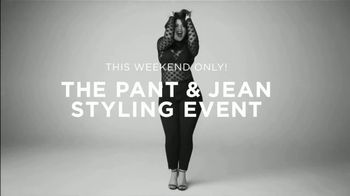 Lane Bryant Pant & Jean Styling Event TV Spot, 'The New Skinny'