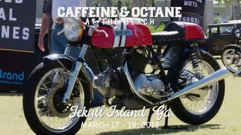 Caffeine & Octane at the Beach TV Spot, 'Jekyll Isalnd'