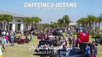 Caffeine & Octane at the Beach TV Spot, 'Jekyll Island' - 74 commercial airings