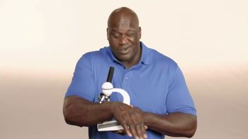 Gold Bond Men's Essentials TV Spot, 'Microscope' Ft. Shaquille O'Neal - Thumbnail 2