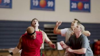Icy Hot Patch TV Spot, 'Basketball Game' Feat. Shaquille O'Neal