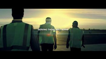 Boeing TV Spot, 'Serving Those Who Serve'