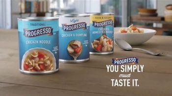 Progresso Soup TV Spot, 'Travel Light' - Thumbnail 8