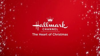Hallmark Channel Countdown to Christmas Sweepstakes TV Spot, 'Win a Trip' - Thumbnail 1