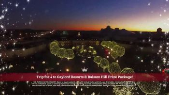 Hallmark Channel Countdown to Christmas Sweepstakes TV Spot, 'Win a Trip' - Thumbnail 5