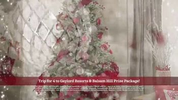 Hallmark Channel Countdown to Christmas Sweepstakes TV Spot, 'Win a Trip' - Thumbnail 7