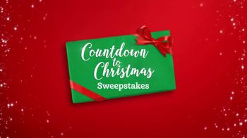 Hallmark Channel Countdown to Christmas Sweepstakes TV Spot, 'Win a Trip' - Thumbnail 8